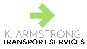 K. Armstrong Transport Services in the Greater Bradford Area.